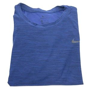 NIKE BREATHE DRI FIT ATHLETIC T SHIRT Sz Mens 4XL